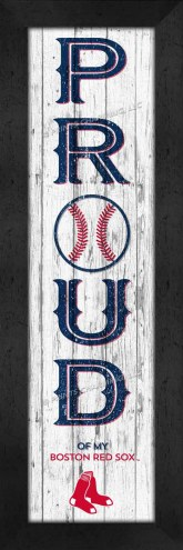 Boston Red Sox Proud Wall Decor
