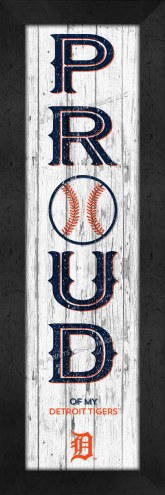 Detroit Tigers Proud Wall Decor