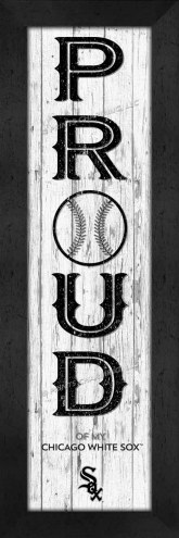 Chicago White Sox Proud Wall Decor