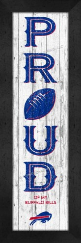 Buffalo Bills Proud Wall Decor