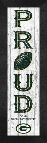 Green Bay Packers Proud Wall Decor