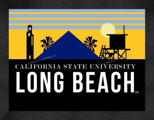 Long Beach State 49ers Uscape Wall Decor