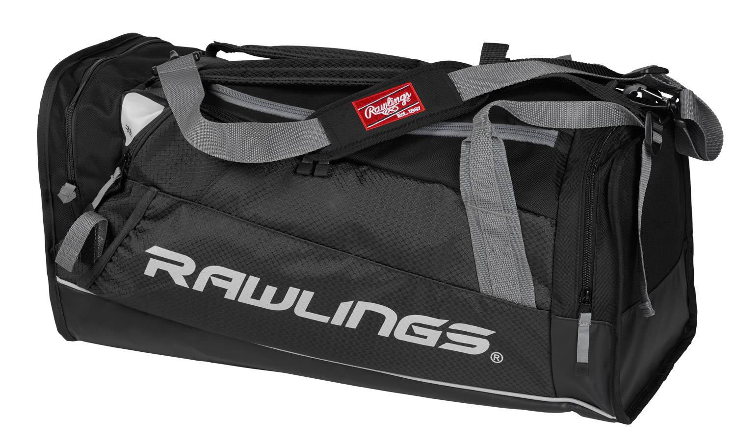 Rawlings Hybrid Backpack Duffel Baseball Equipment Bag New