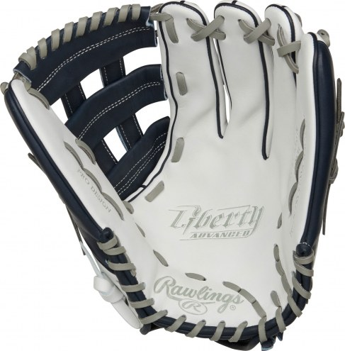 "Rawlings Liberty Advanced Color Sync 2.0 13"" Outfield Fastpitch Softball Glove - Right Hand Throw"