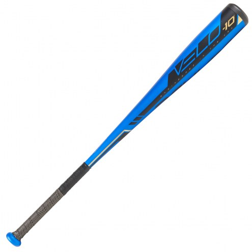 "Rawlings 2019 Velo Hybrid 2 5/8"" Big Barrel USA Baseball Bat (-10)"