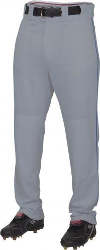 "Rawlings Youth Semi-Relaxed Baseball Pant with 1/8"" Piping"