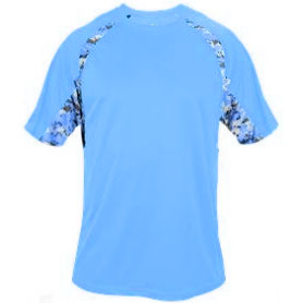 Badger Sport Youth Digital Camo Hook T-Shirt