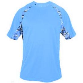 Badger Sport Youth Digital Camo Hook T-Shirt