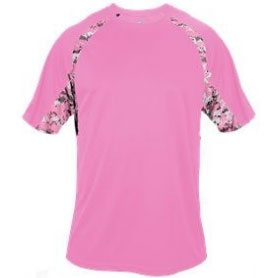 Badger Sport Adult Digital Camo Hook T-Shirt