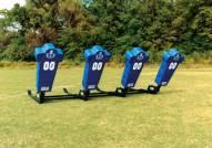 4 Man Football Sleds