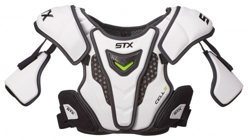 STX Cell IV Men's Lacrosse Shoulder Pads