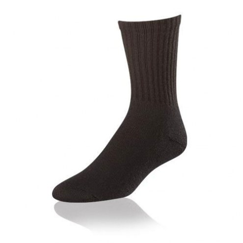 Twin City Chase Cotton Crew Socks