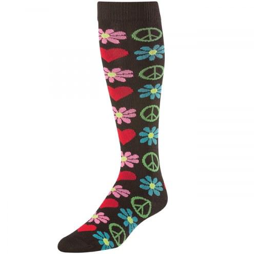 Twin City Krazisox Woodstock Over-Calf Socks