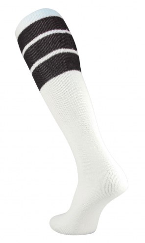 "Twin City 16"" 3-Stripe Athletic Tube Socks - Size Small"