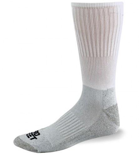 Pro Feet Smelly Performance Multi-Sport X-Static Crew Socks - Size 9-11