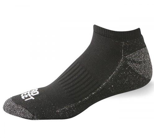 Pro Feet Funky Performance Multi-Sport Polypropylene X-Static Low Cut Socks - 10-13