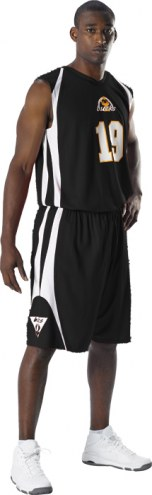 Alleson 54MMR Reversible Moisture Management Adult Custom Basketball Uniform