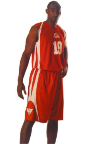 Alleson Reversible Moisture Management Men's Custom Basketball Jersey