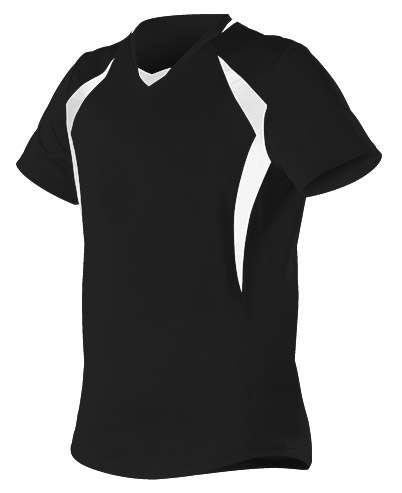 Alleson Women's/Girls' Short Sleeve Custom Fastpitch Softball Jersey