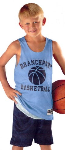 Don Alleson 560RY Reversible Youth Custom Basketball Jersey