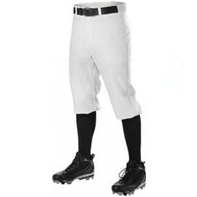 Alleson 605PKNY Knicker Baseball Pant