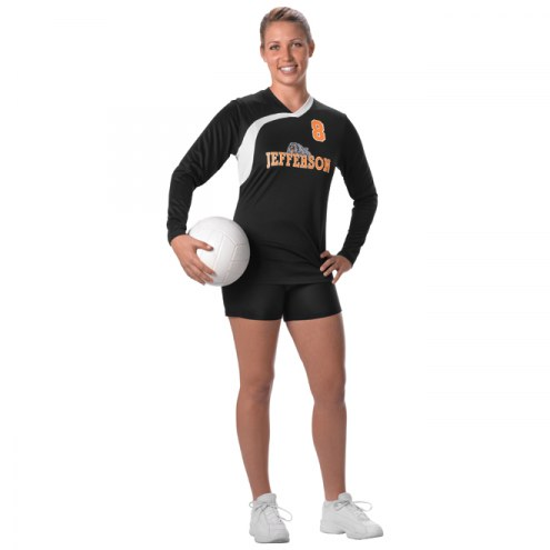 Alleson 826VTJ Custom Women's Volleyball Uniform