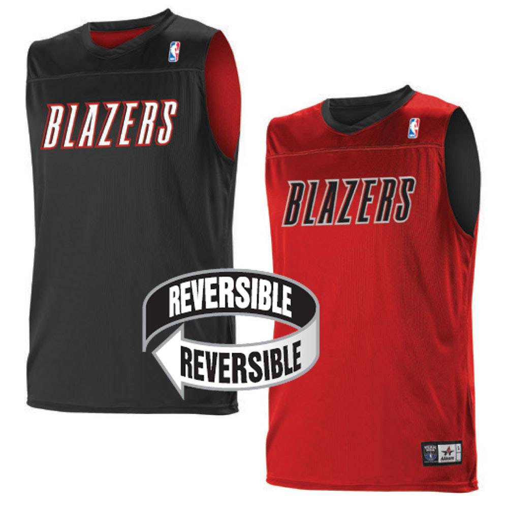 306c637f826 Alleson NBA Logo Reversible Youth and Adult Basketball Uniform