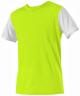 Neon Yellow/White