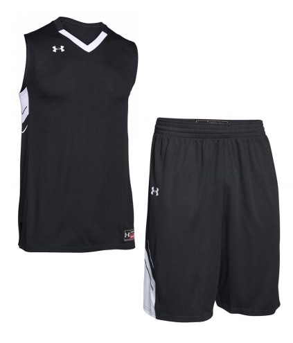 Under Armour Men's Crunch Time Custom Basketball Uniform