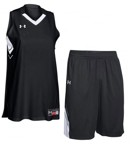 Under Armour Women's Crunch Time Custom Basketball Uniform