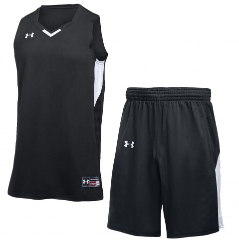 Under Armour Youth Fury Custom Basketball Uniform