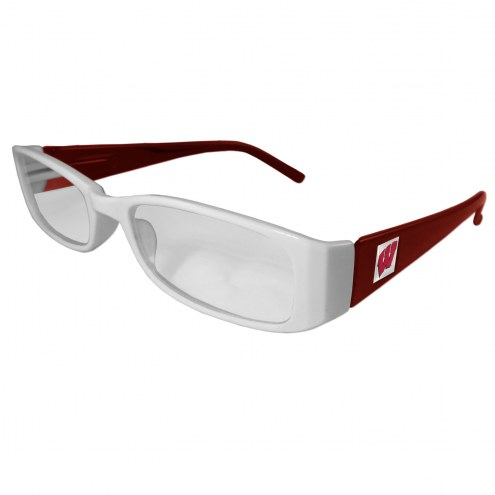 Wisconsin Badgers Reading Glasses