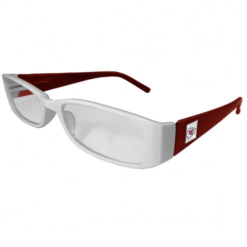 Kansas City Chiefs Reading Glasses