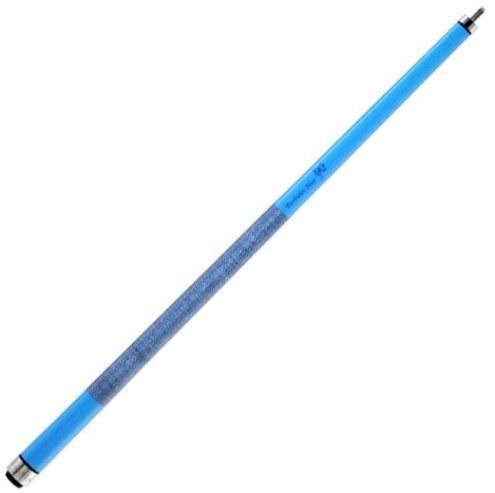 Viper Colours 2-Piece Pool Cue - Barbados Blue