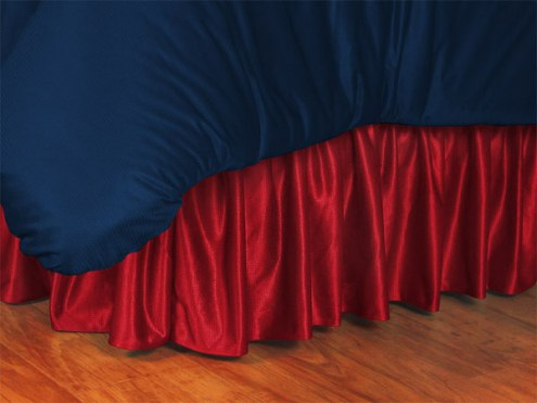 Montreal Canadiens Bed Skirt