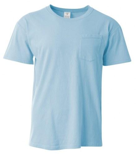 A4 Men's 6 oz. Pocketed Custom Crew T-Shirt