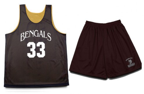 A4 N2206 Youth Team Custom Basketball Uniform