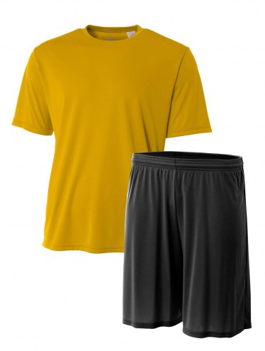 A4 Youth/Adult Cooling Performance Crew Custom Soccer Uniform