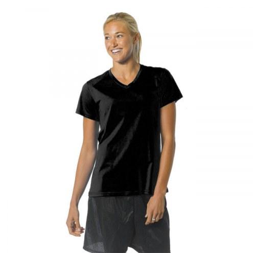 A4 Women's Fusion Cotton Short Sleeve Crew