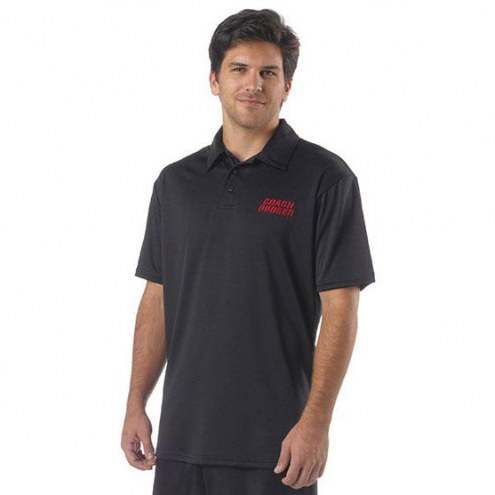 A4 Solid Interlock Polo Shirt