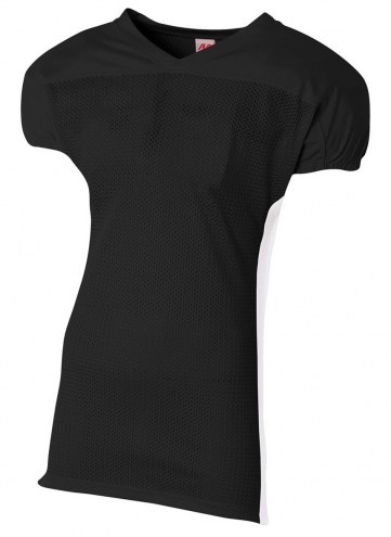 A4 Titan 4-Way Stretch Adult Football Jersey