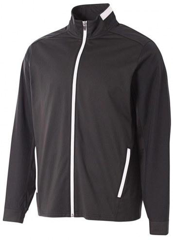 A4 Adult League Full Zip Warm Up Jacket