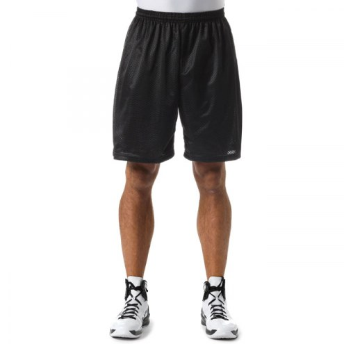A4 Adult Tricot Lined Custom Mesh Shorts