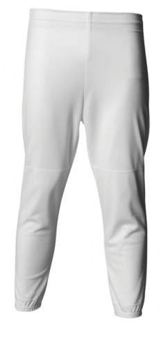 A4 Pull On Men's Custom Baseball Pants