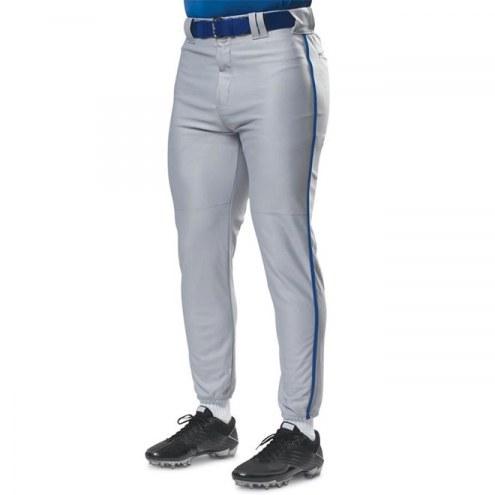 A4 Men's Pro Style Elastic Bottom Baseball Pant