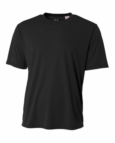 A4 Youth Cooling Performance Custom Crew Shirt