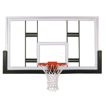 First Team CONTENDER Gymnasium Basketball Backboard Package