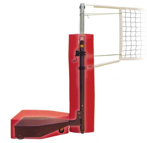 First Team HORIZON Portable Volleyball System