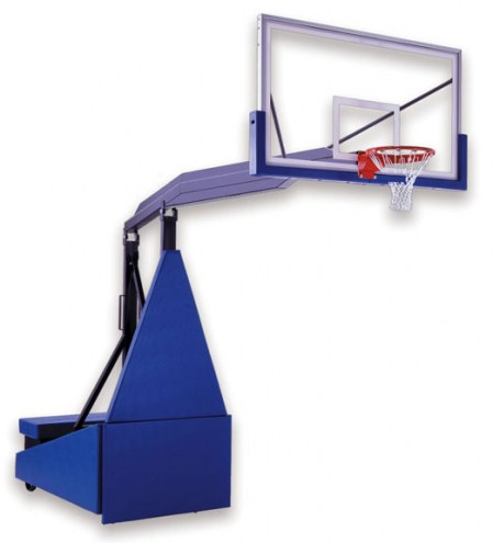 First Team HURRICANE TRIUMPH-ST Portable Adjustable Basketball Hoop