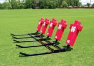 5 Man Football Sleds